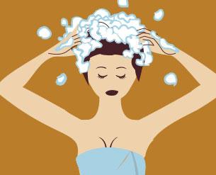 produciamo shampoo e condizionanti per capelli