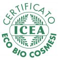Certificazione Icea Eco Biocosmesi