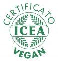 Certificazione Icea Vegan